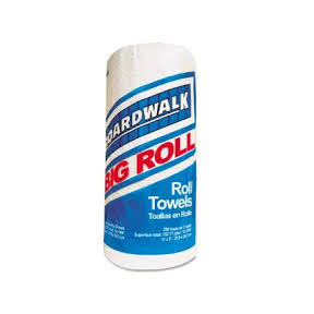 BWK6273 BIG ROLL KITCHEN ROLL TOWEL 12/250/CS 2-PLY