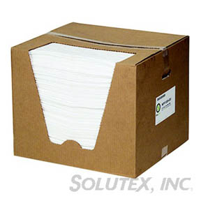 ABSORBENT PADS-OIL ONLY 100PER/PK