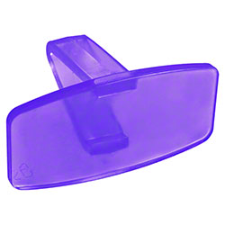 LAVENDER CLIPPER DEODORIZING TOILET BOWL CLIP